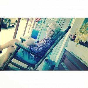 Heather Wayside Rocker